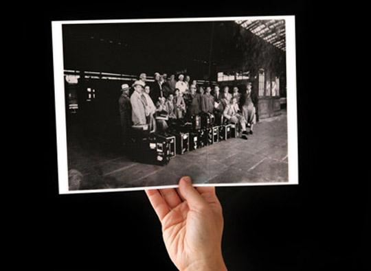 Header Image Artikel: Bewegung als Erinnerung